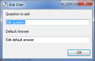 Ask User Question