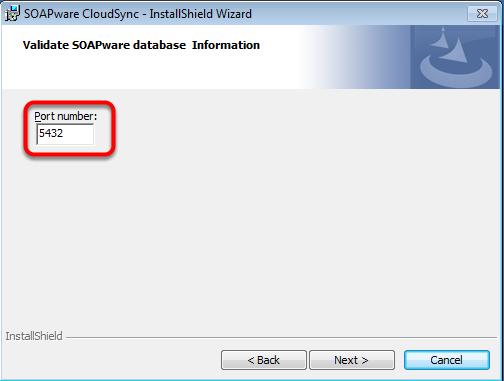 Validate SOAPware Database