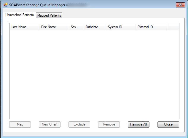 SOAPwareXchange Queue Manager
