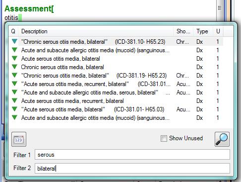 Additional SMARText Filter