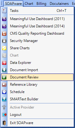 SEPTEMBER 2016 - Review and Sign Documents from the Document Review Workspace