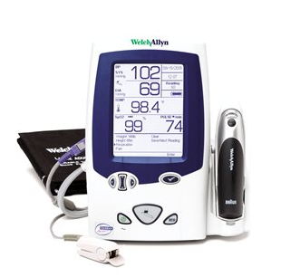 Welch Allyn Vitals device integration