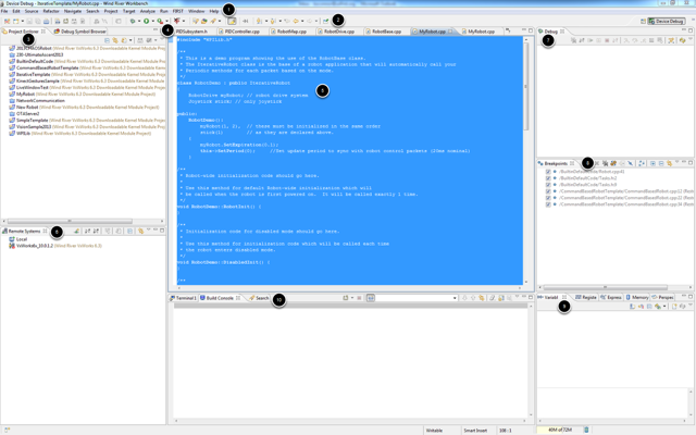 Workbench Overview