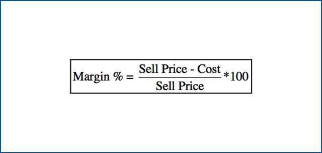 Margin Calculation.