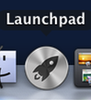 Using Launchpad to Open Applications (Apps)
