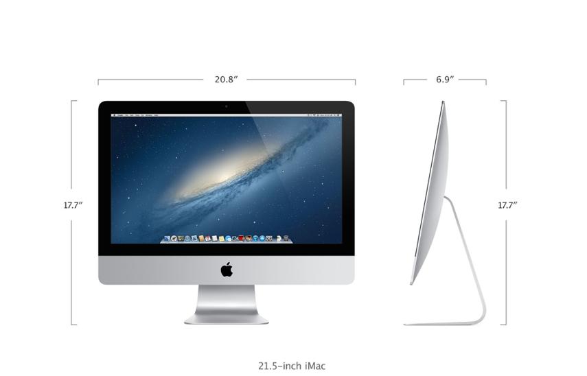Using an iMac