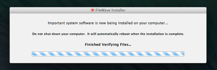 FileWave Installer