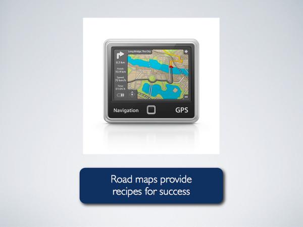 Goal 2: Provide Road Maps
