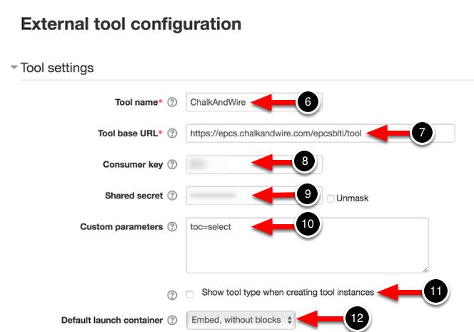 Step 3: Configure the External Tool