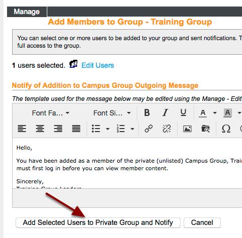 Training Group - Members Page | myCIA (Copy)