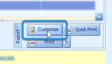 Customizing Reports