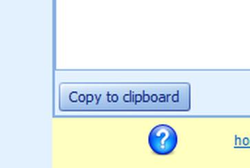 Copy Code to Clipboard