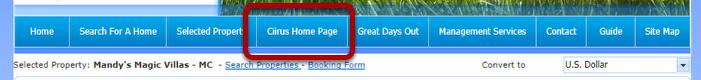 External Button Example