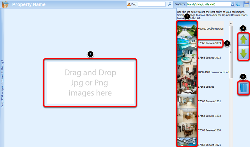 Image Gallery Page