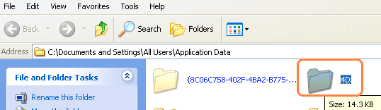 Install CX_SupportFiles into the 4D Folder