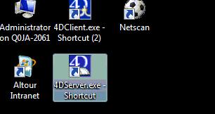 Open 4D Server