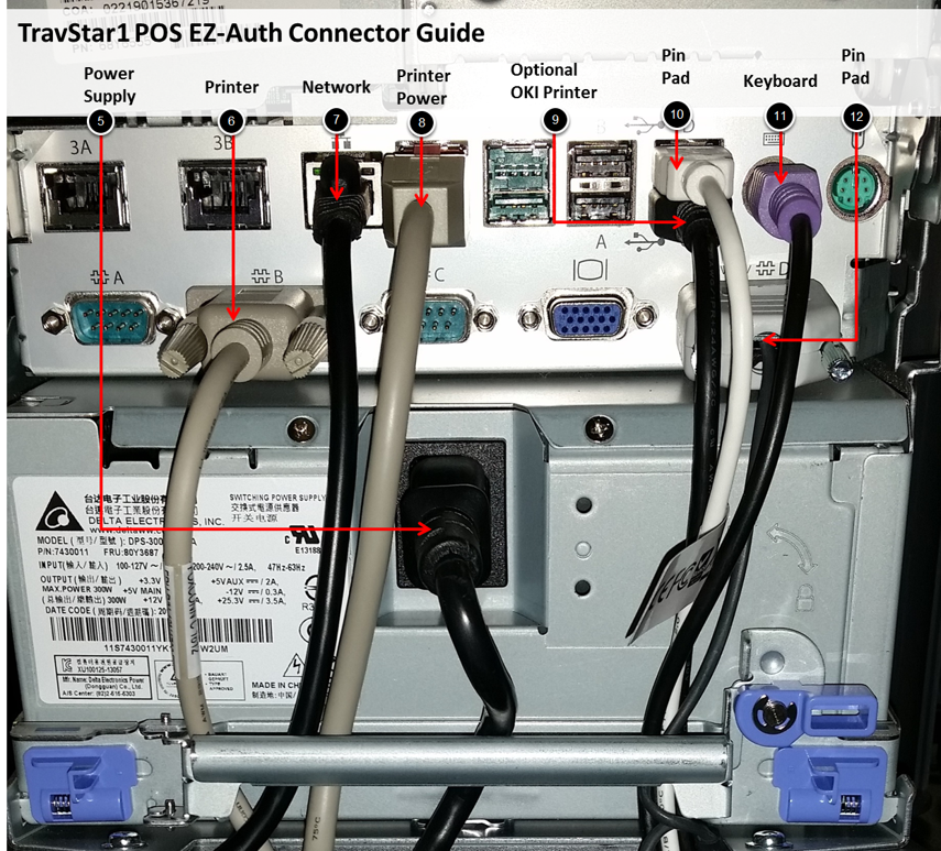 Connectors / Wiring