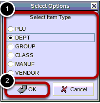 Select Options