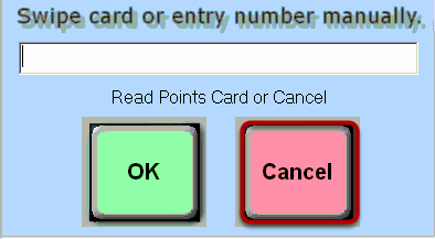 Loyalty Card Prompt