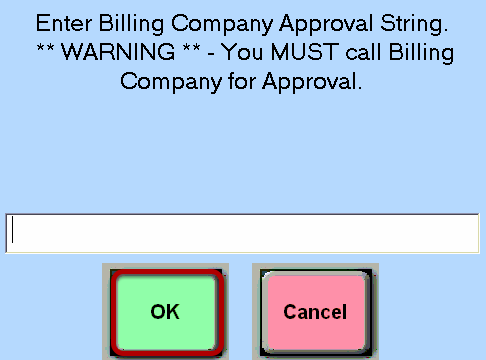 Approval Number