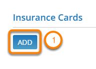 Upload Insurance Card