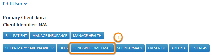 Send an Automated Welcome E-mail