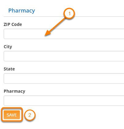 Update Patients' Pharmacy