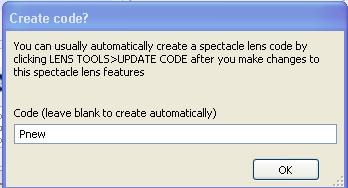 Enter a unique code when prompted