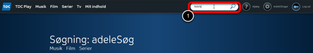 Du har nu adgang til TDC Play på din PC