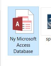 """Du kan nu finde din downloadede fil i mappen """"Overførsler"""""""