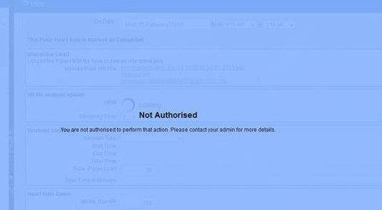 "A ""Not Authorised"" error message appeared when users tried to access an attachment. This has been resolved and attachments and files can be accessed."