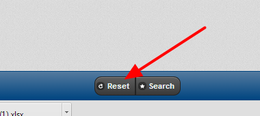 Click the Reset Button at the bottom of the page to run additional searches