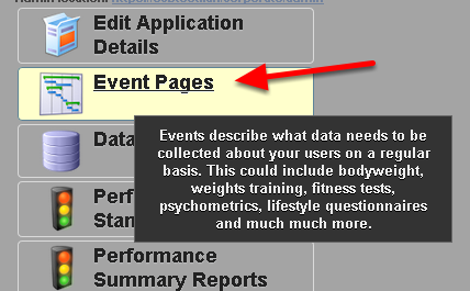 To see the new layout, open your Event Pages on the Form Builder