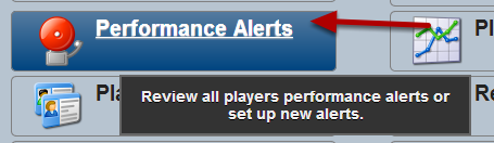 "To Create or Access the Performance Alerts, click on the ""Performance Alerts"" button on the Home Page"