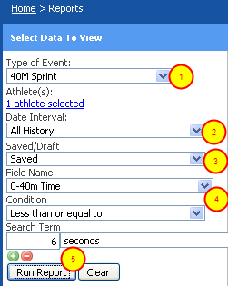 Select the Data, the data range and filter out any unwanted values