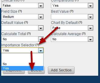 In the Advanced Properties set the Importance Selector to Yes.