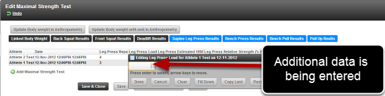 You can still view, or edit the Group Entry Records, and you can still hide the fields by clicking the Section Tabs