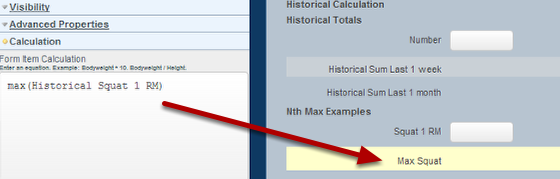 You can set up historical calculations to pull though the nth maximum or minimum value for an athlete