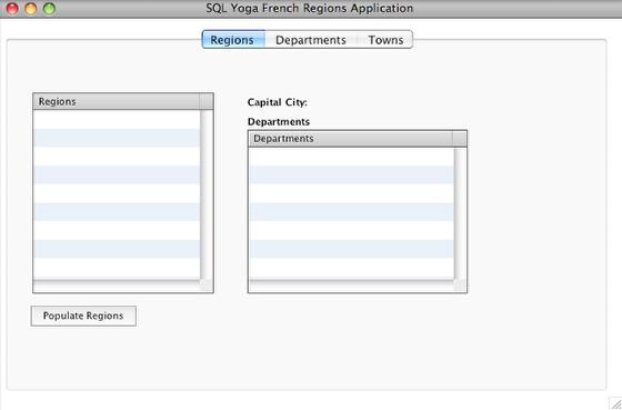 Configure Standalone Application Settings