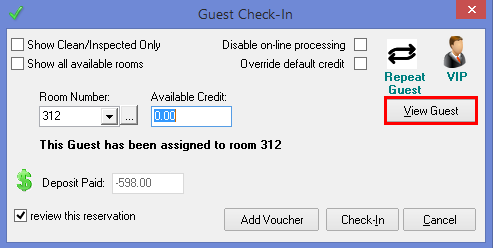 View Guest