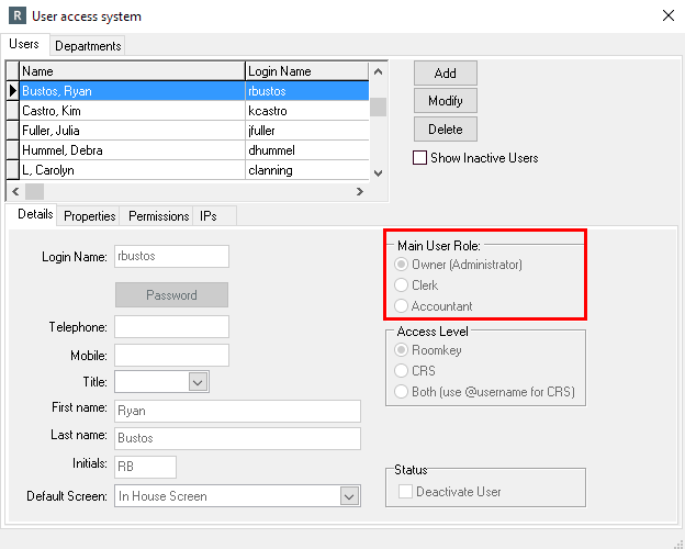 Copying Permissions