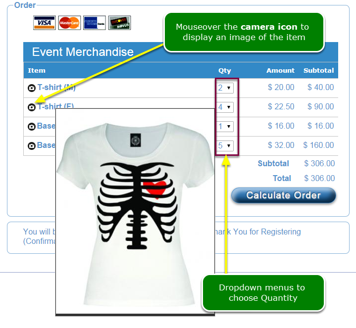 Merchandise Sales and Licensing