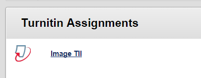 Click on the name of the assignment.