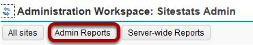 Click Admin Reports.