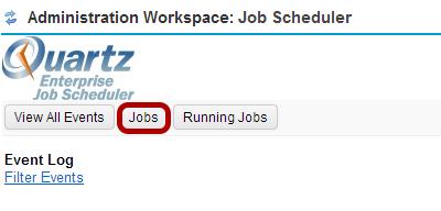Click Jobs.