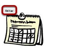 Para adicionar uma descrição da imagem, clicar em Editar.