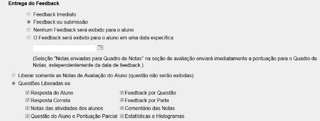 Avaliação e Feedback: Entrega do Feedback.