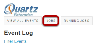 Click the Jobs button.
