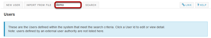 Enter a search term.