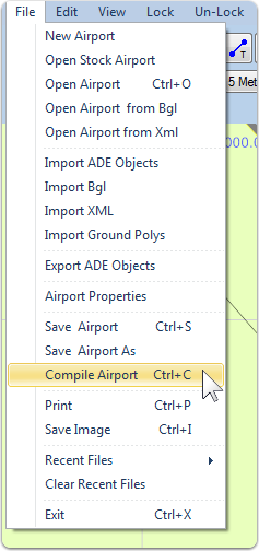 Compile the Airport